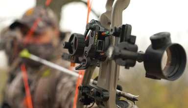 bow sight axis lead