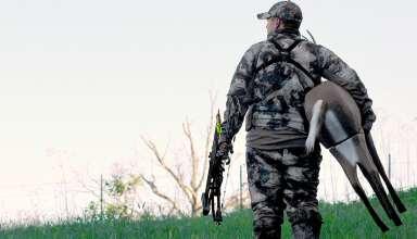 Deer Decoying lead